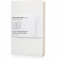 Moleskine Volant Ruled Notebook Pocket White