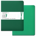 Moleskine Volant Ruled Notebook X Large Emerald Green