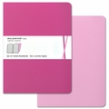 Moleskine Volant Ruled Notebook X Large Pink