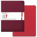 Moleskine Volant Ruled Notebook X Large Red