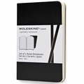 Moleskine Volant Ruled Notebook X Small Black