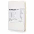 Moleskine Volant Ruled Notebook X Small White