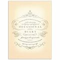 Oblation Letterpress Printed Occasional Notebook