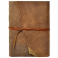 One of a Kind Audubon Handmade Leather Journal