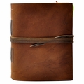 One of a Kind Burlington Leather Journal
