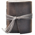 One of a Kind Evening Light Leather Journal