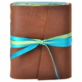 One of a Kind Hawaii Handmade Leather Journal