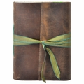One of a Kind Machu Picchu Handmade Leather Journal