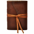 One of a Kind Mississippi Handmade Leather Journal