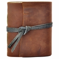 One of a Kind Mountaineer Leather Journal