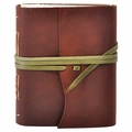 One of a Kind Robin Hood Handmade Leather Journal