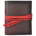 One of a Kind Valentine Leather Journal