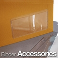 Paolo Cardelli Binder Accessories