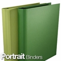 Paolo Cardelli Portrait Ring Binders