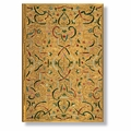 Paperblanks Gold Inlay Address Book, Midi