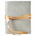Pirouette Leather Journal with Artist Papers