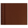 Rag & Bone 12 X 12 Paper Page Album - Chocolate