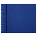 Rag & Bone 12 X 12 Paper Page Album - Navy Silk
