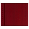 Rag & Bone 12 X 12 Paper Page Album - Red Rose