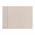 Rag & Bone Small Paper Page Album - Natural Linen