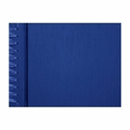 Rag & Bone Small Paper Page Album - Navy Silk