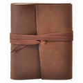 Ranger Rustic Leather Wrap Journal