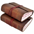 SOLD OUT Romeo's Journal One of a Kind Handmade Leather Wrap
