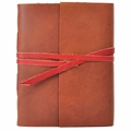 Romeo's Journal One of a Kind Handmade Leather Wrap