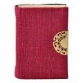 Salinar Tribal Linen Journal Red