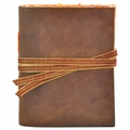 Santiago One of a Kind Handmade Leather Journal