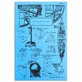 Vintage Astronomy Print Notebook