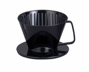 #2 Filter Cone Black Plastic
