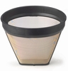 #2 Gold Tone Coffee Filter