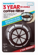 Perma Brew 3 Year Coffee Filter - Basket Style