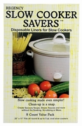 SLOW COOKER SAVERS PK/8