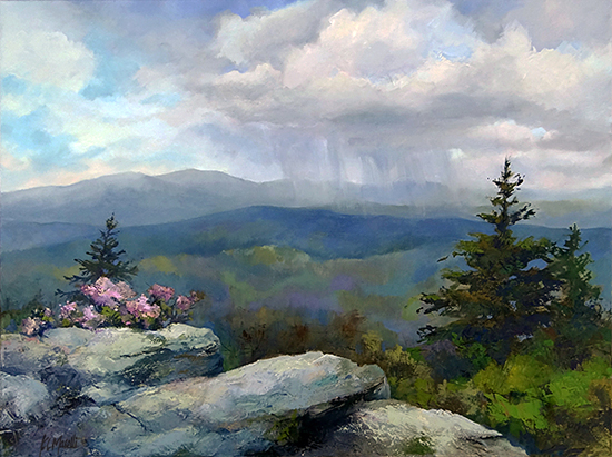 Jun 25 - Dramatic Skies and Clouds with Kim Maselli