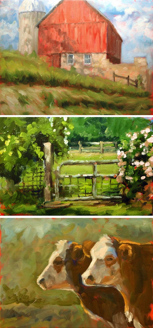 May 17 - Small Paintings with Big Results with Stephen Filarsky