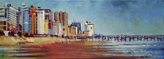 Sept 2 - Loosen Up and Paint Like Mad! with Dan Nelson