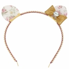 BETSEY JOHNSON Cat Headband