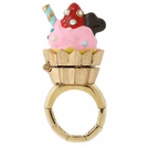 BETSEY JOHNSON Cupcake Stretch Ring