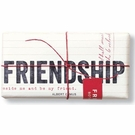 Fringe Friendship Soap