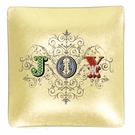 Fringe Joy Foil Square Tray