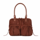 MZ WALLACE Baby Jane Mahogany Bedford Bag