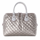 MZ WALLACE Ella Quilted Mercury Bag