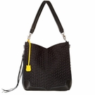 MZ WALLACE Frida Black Quilted Bag