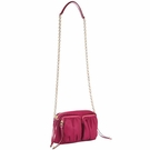MZ WALLACE Penny Berry Blue Bag