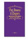 Put Downs & Zingers Book