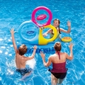 Blue Wave Disc toss Pool Game