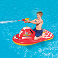 Inflatable Wave Attack 55 In.  Ride-On Pool Toy