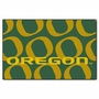 NCAA University of Oregon FanMats 4x6 Area Rug